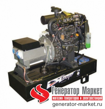 Дизельная электростанция ВЕПРЬ АДА10-230РЯ2