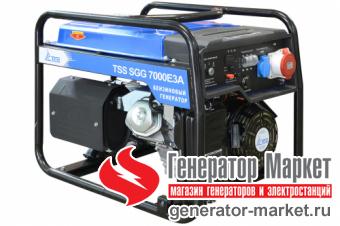 Дизельный генератор TSS SDG7000EH