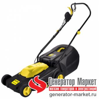 Газонокосилка электрическая HÜTER ELM-1400