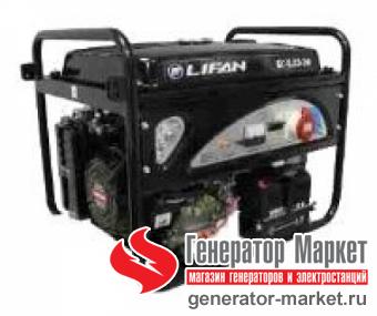 Бензогенератор LIFAN 5GF2-4