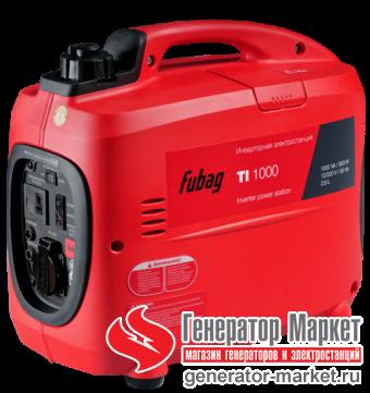 Инверторный генератор Fubag TI1000
