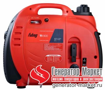 Инверторный генератор Fubag TI800
