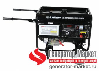 Электросварочный аппарат LIFAN AXQ1-200A