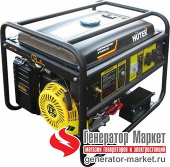 Газовый генератор Hüter DY6500LXG