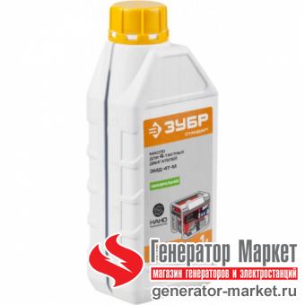 Моторное масло минеральное ЗУБР ЗМД-4Т-М