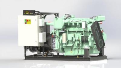 Судовой дизельный генератор ВЕПРЬ АДС 530-Т400 ТК