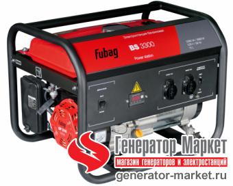 Бензогенератор FUBAG BS3300