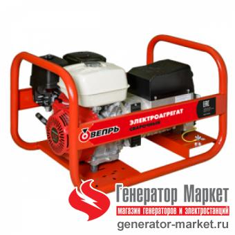 Сварочный генератор ВЕПРЬ АСПБВ220-5/230ВХ