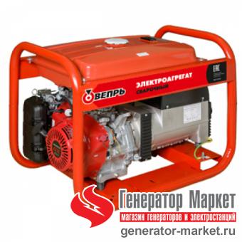Сварочный генератор ВЕПРЬ АСПБВ220-6,5/3,5-Т400/230ВХ-БГ