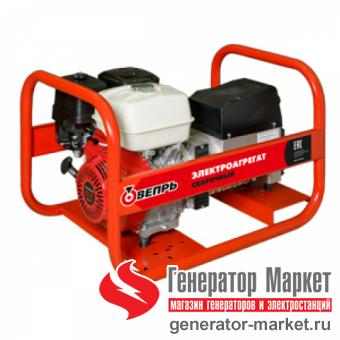 Сварочный генератор ВЕПРЬ АСПДВ250-8/3-Т400/230ВЛ-БС