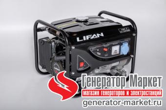 Бензогенератор LIFAN 1GF-3 (1500)