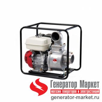 Бензиновая мотопомпа для чистой воды DAISHIN SCR-100HX