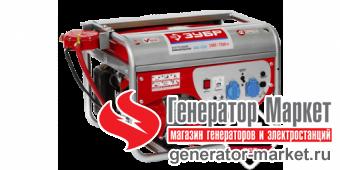 Генератор комбинированный ЗУБР ЗЭСГ-2500
