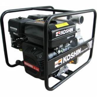 Бензиновая мотопомпа для слабозагрязненной воды KOSHIN SEV-80X