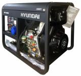 Дизельный генератор Hyundai DHY8500LE