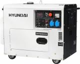 Дизельный генератор Hyundai DHY8500SE