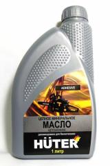 Моторное масло полусинтетическое Hüter