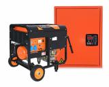 Дизельный генератор MVAE ДГ6500 с АВР