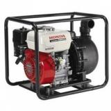 Бензиновая мотопомпа для соленой воды и химических жидкостей Honda WMP20