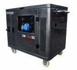Бензогенератор MITSUI Power ECO ZM7000SE