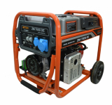 Дизельный генератор Mitsui Power Eco ZM7000DE