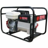 Бензогенератор Europower EP5000T 3X230V для ж/д