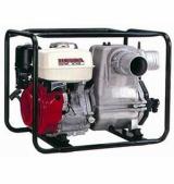 Бензиновая мотопомпа для грязной воды Honda WT40