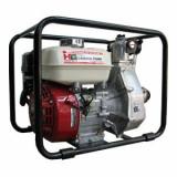 Бензиновая мотопомпа для среднезагрязненной воды DAISHIN SST-80HX