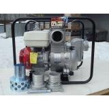 Бензиновая мотопомпа для грязной воды KOSHIN KTH-100X