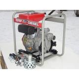 Дизельная мотопомпа для грязной воды YANMAR YDP 20TN