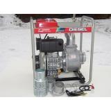 Дизельная мотопомпа для чистой воды YANMAR YDP 40N