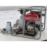 Дизельная мотопомпа для грязной воды YANMAR YDP 40STN-E