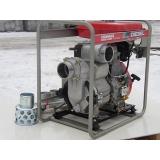 Дизельная мотопомпа для грязной воды YANMAR YDP 40TN-E