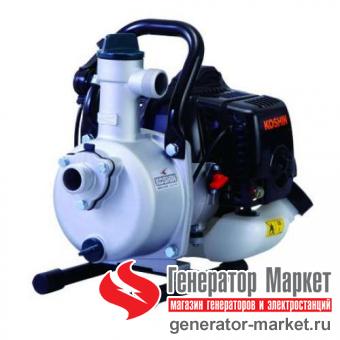 Бензиновая мотопомпа для слабозагрязненной воды KOSHIN SEV-25L