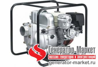 Бензиновая мотопомпа для среднезагрязненной воды KOSHIN STH-100X