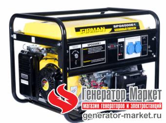 Бензогенератор Firman SPG6500E1