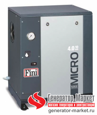 Винтовой компрессор Fini Micro 4.0-13
