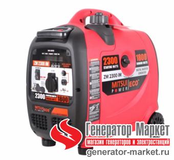 Инверторный генератор Mitsui Power Eco ZM2300IM
