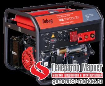 Сварочный генератор Fubag WS230DDCES