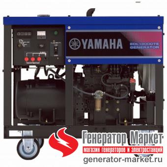 Дизель генератор Yamaha EDL13000TE