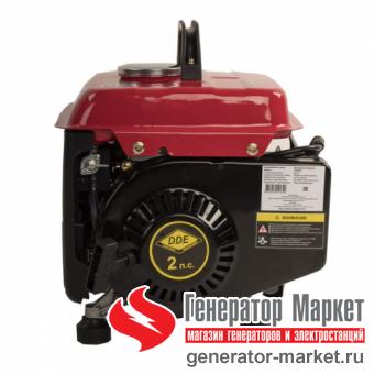Бензогенератор DDE GG950Z