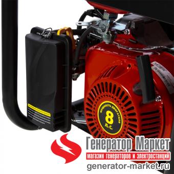 Бензогенератор Mitsui Power Eco ZM3500