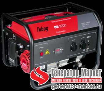 Бензогенератор Fubag BS2200