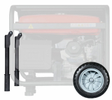 Комплект колёс и ручек Fubag