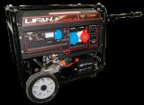 Бензогенератор Lifan 10500E-3U