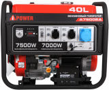 Бензогенератор A-iPower A7500EA