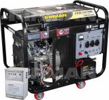 Бензогенератор Firman FPG12010E+ATS