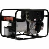 Дизель-генератор Europower EP6000DE