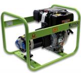 Дизель-генератор Pramac E6500