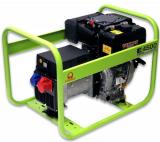 Дизель-генератор Pramac E4500-3